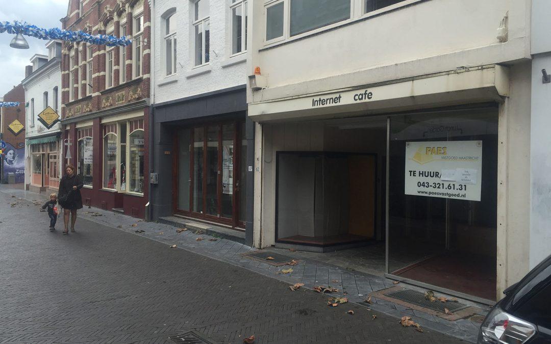 Winkelruimte, Steenweg 62, Sittard