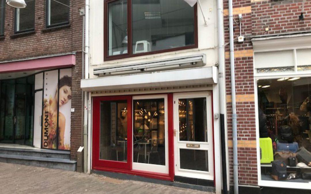 Winkelpand Kerkstraatje 1, a,b,c, Sittard